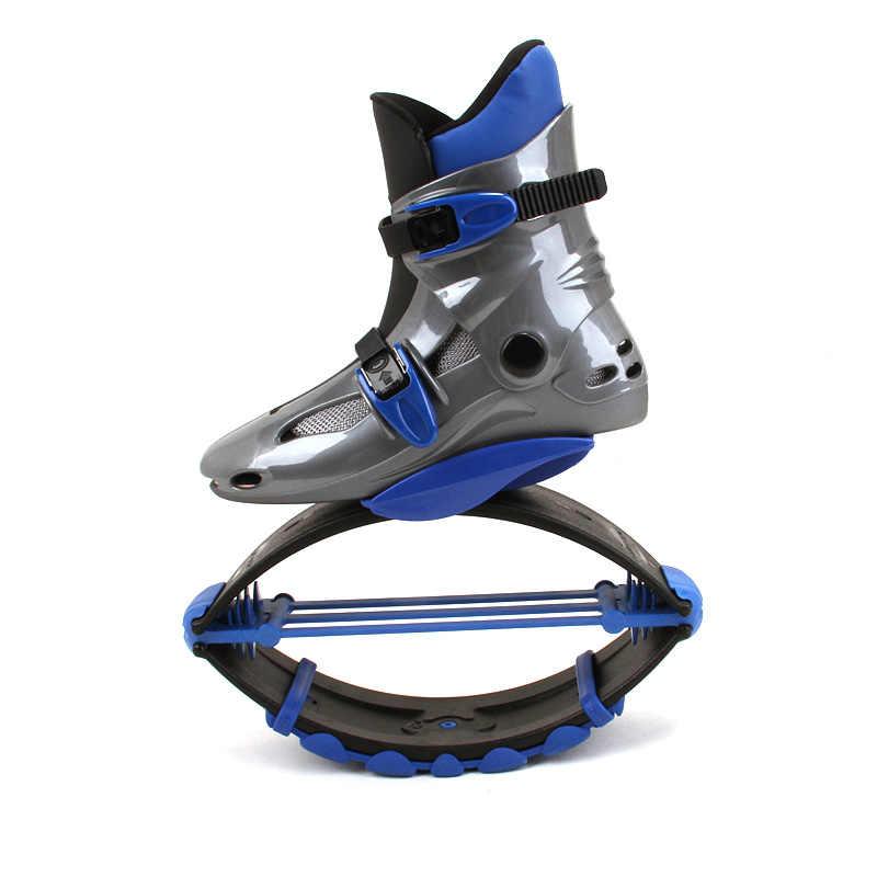 Nowy kangur odbijając buty dzieci i młodzieży dla dorosłych na świeżym powietrzu sport Fitness buty Unisex Bounce sportowe skoki ćwiczeń