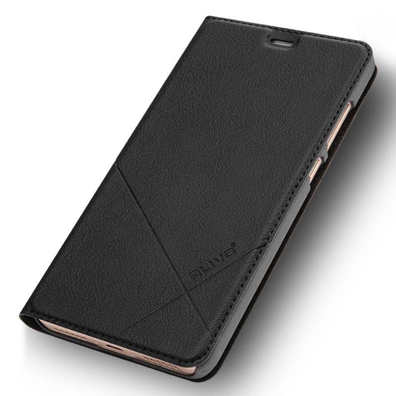Xiaomi redmi 5 plus Fall Pu-leder Business Serie Flip-Cover standplatz-fall Für xiaomi redmi 5 plus 5 plus #0918 mit Tracking KEINE.