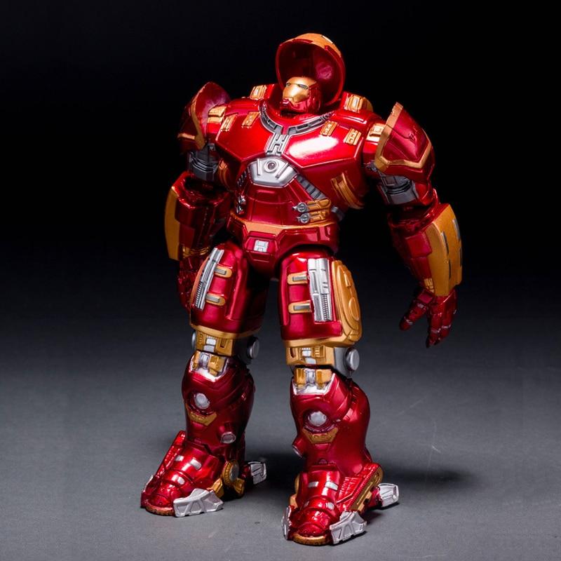 Εκδικητές Iron Man Hulk Buster Armor αρθρώσεις - Στοιχεία παιχνιδιών - Φωτογραφία 4