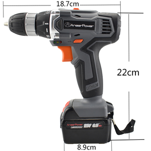 Image 2 - 25V Cordless Screwdriver Electric Drill Tool Mini  Battery Tools Drill Power Machine Electric For Cordless Drills Set Bit Tool