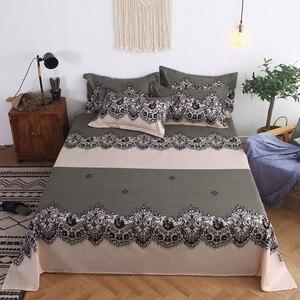Image 2 - Funda de edredón de cuatro piezas, exótica funda de almohada de tamaño completo cálido estampado maravilloso con estrellas de ensueño ciclo suave sólo colchón de cama