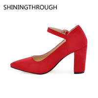 SHININGTHROUGH 2019 new Spring Sexy Fetish High Heels Slingbacks Cross tied Pumps Women Shoes Elegant Party/Evening Wear Heels