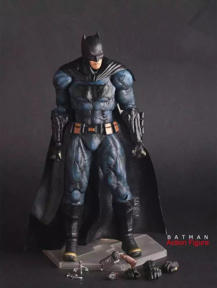 Huong Movie Figure 20 CM  The Dark Night Batman Dawn Of Justice PVC Action Figure Collectible Model Toy