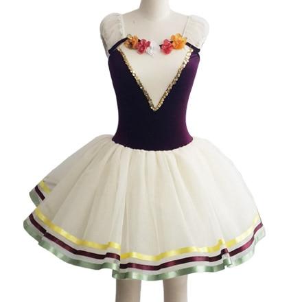 Vyšívané taneční šaty Skutečný výprodej Dívčí šaty Děti - Kostýmy