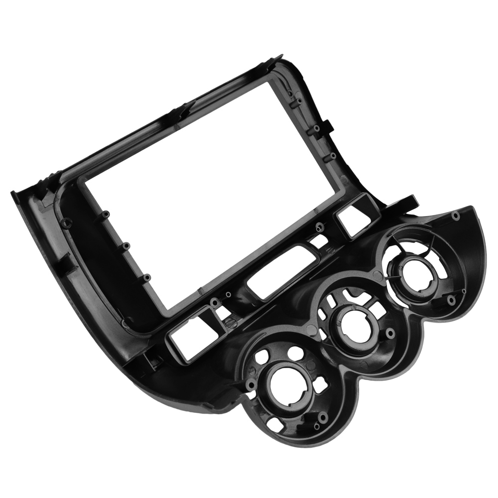 Image 5 - Radio Fascia for Honda Jazz City One Double Din DVD Stereo CD Panel Mount Installation Trim Kit Frame Bezel-in Fascias from Automobiles & Motorcycles