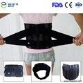 AOFEITE Lumbar Alta Elástico de Malla Transpirable Ayuda de La Cintura Cuidado de La Salud Con Acero Back Support Brace Culturismo Cinturones