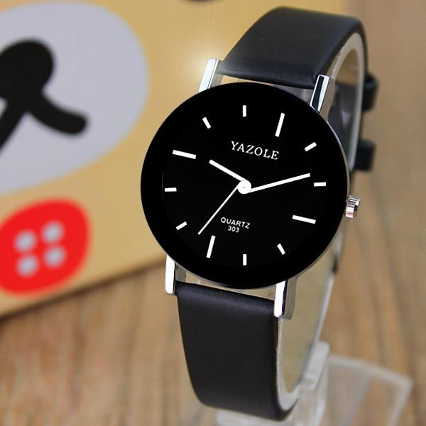 eb8d7353ddfa Comprar YAZOLE moda reloj mujer marca Simple pequeño cuarzo relojes de  pulsera señoras relojes de pulsera para mujer reloj femenino horas Montre  Mujer ...