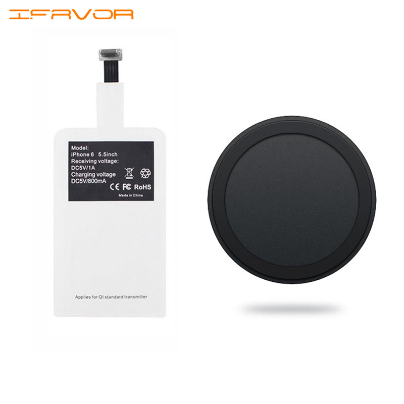 ifavor for qi wireless charging kit charger pad coil. Black Bedroom Furniture Sets. Home Design Ideas