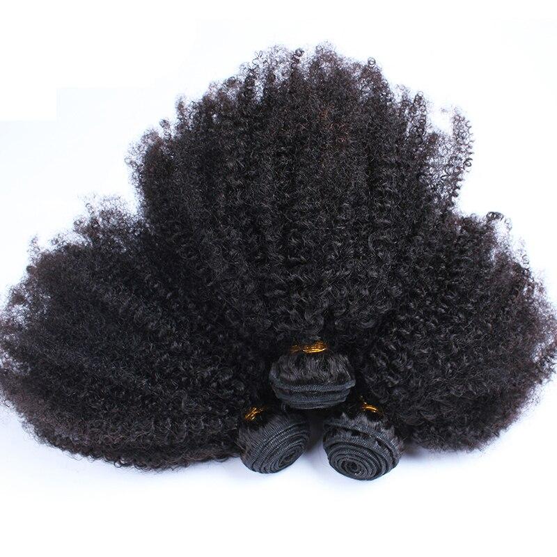 Mongolian-Afro-Kinky-Curly-Hair-Weave-4B-4C-100-Natural-Black-Virgin-Human-Hair-Bundles-Extension