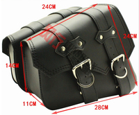 Free shipping Motorcycle Bag Harley XL883 XL1200 sportster Series Sport car side package