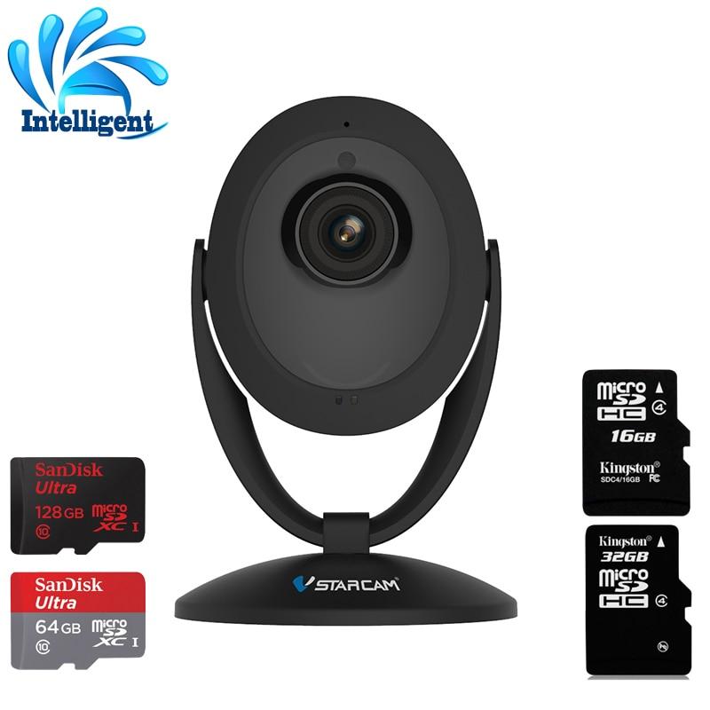WIFI 1080P ONVIF P2P Indoor Wireless IR Cut Security IP Camera HD Night Vision