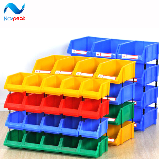 Plastic Part Box Clify Storage Bin In Ecommerce Warehouse Garage