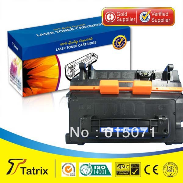 ФОТО Black CC364A Toner Cartridge Compatible CC364A Cartridge Toner for HP Free Shipping