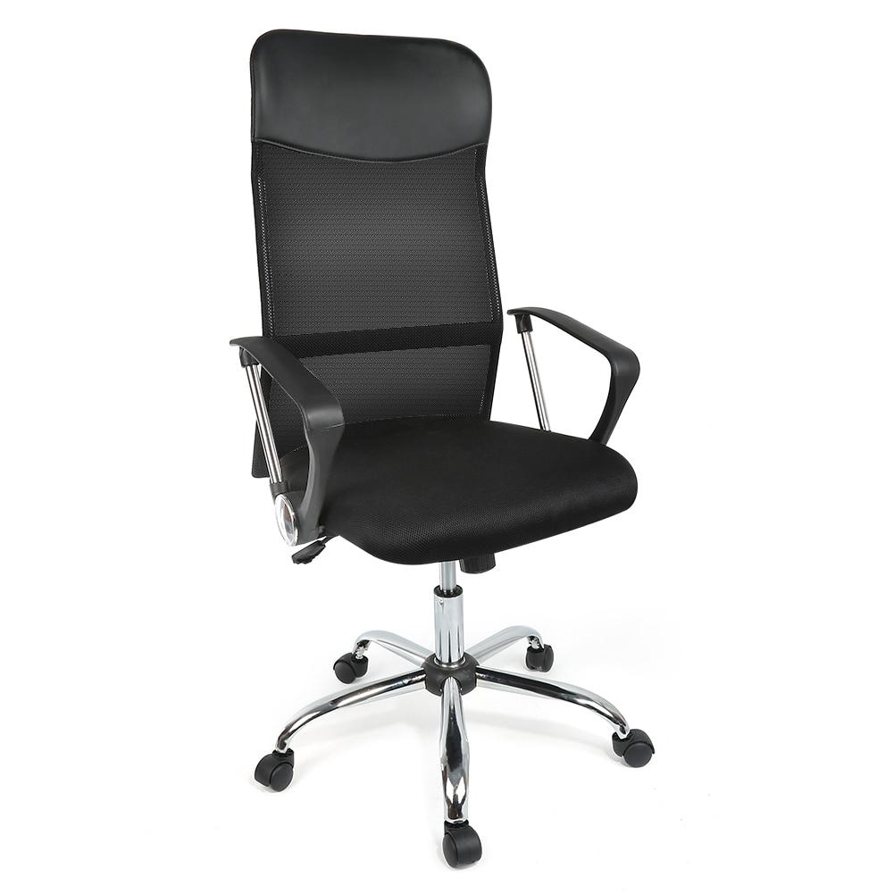 High Modern Artificial PU Leather Tabouret De Bar Height Adjustable Gas Lift Bar Chair Ergonomic Office Bar Stool HWC