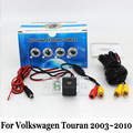 For Volkswagen VW Touran / Golf Touran 2003~2010 / Wire Or Wireless Rear View Camera / HD Wide Lens Angle Night Vision Camera