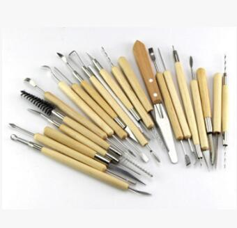hand tool set 22pcs/set Graver Chip Detail Chisel Arts Engraving Carving Hand Tools Cutter Knives Hand Graver Precision Cutter.
