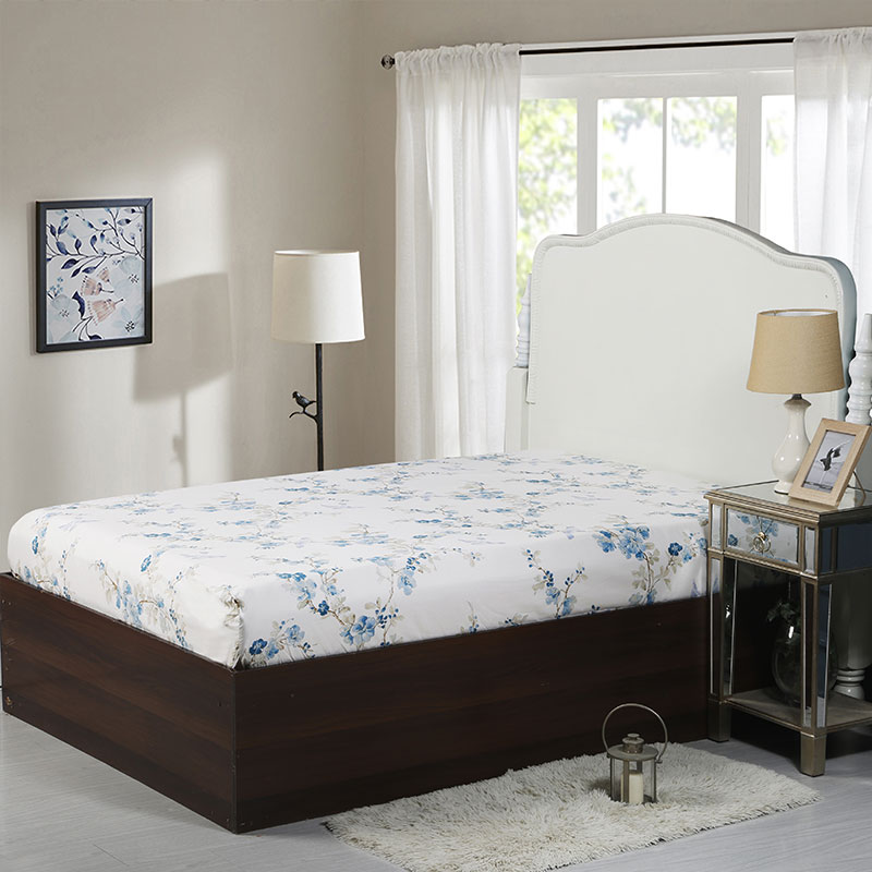 Double Bed Sheet With Elastic