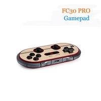 8Bitdo FC30 PRO Wireless Bluetooth Controller snes gamepad Dual Classic sega joystick for iOS Android Windows PK ps4 controller