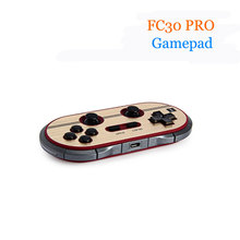 8 8bitdo FC30 PRO Bluetooth Wireless Controller snes gamepad Dual Clásico sega ps4 controller joystick para Android iOS Windows PK