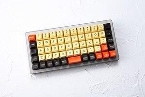Image 4 - Étui en Aluminium anodisé pour clavier personnalisé, diffuseur acrylique, support de cadre rotatif pour preonic, jj50 50%