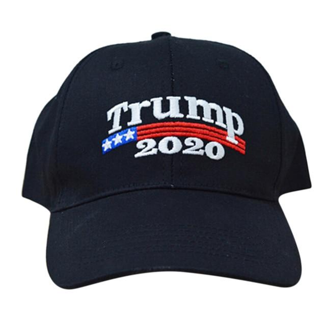 aa6b415d277 Baseball Cap Black Pink Red Trump 2020 Make America Great Again Donald Hat  Daddy Cap US Republican Black-TOP