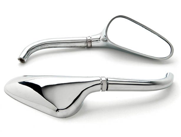 Hot Promo Chrome Golf Club Mirrors L R For Yamaha Virago Xv 250 500 535 700 750 920 1100 March 2021