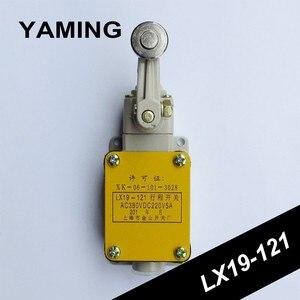 Image 1 - Limite di Interruttore LX19 121 Singolo di Rotolamento Ruota tipo di Micro Interruttore 5A AC380V DC220V NO/NC Elettrico Meccanico Strumento