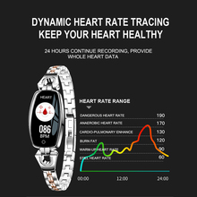 Smart Bracelet  Fitness Tracker Heart Rate Monitor Blood Pressure
