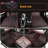 Car floor mats for Suzuki Kizashi Jimny Ignis Grand Vitara car accessories car styling Custom Black red коврики для авто