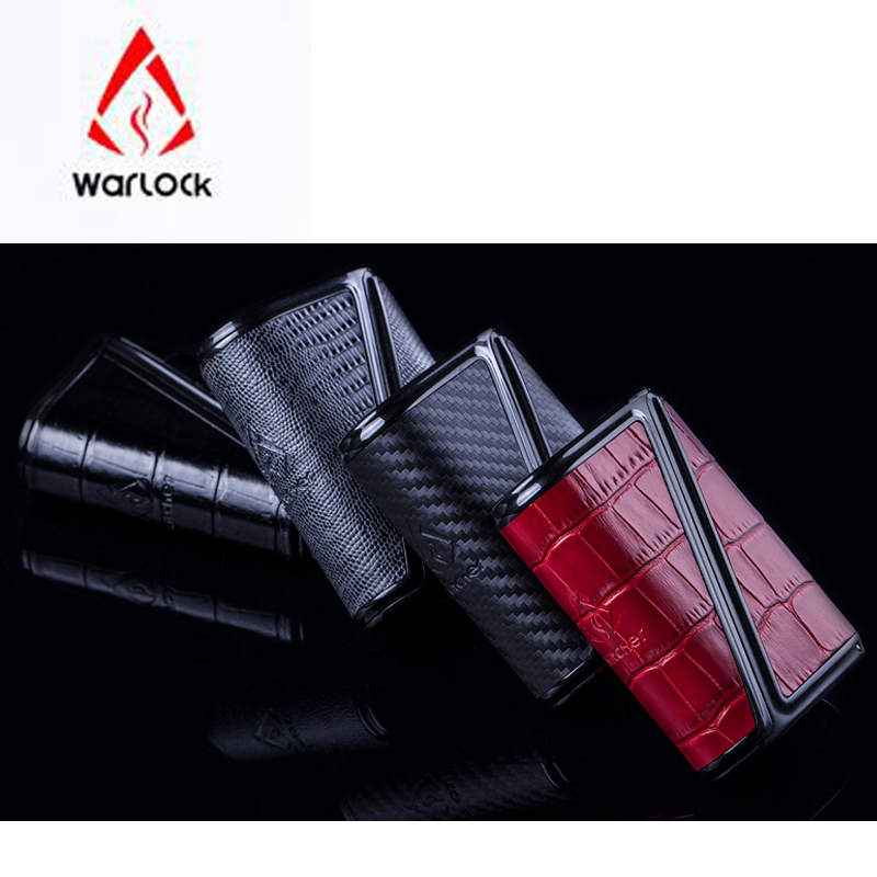 Original Warlock Z BOX 233W mod Electronic Cigarette Mod Big Power Mechanical MECH Mod vaporizer Vape