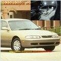 Envío Gratis 12 unids/lote Blanco Interior Del Coche de 12 voltios Luces LED Para Mazda 626 1993-1997