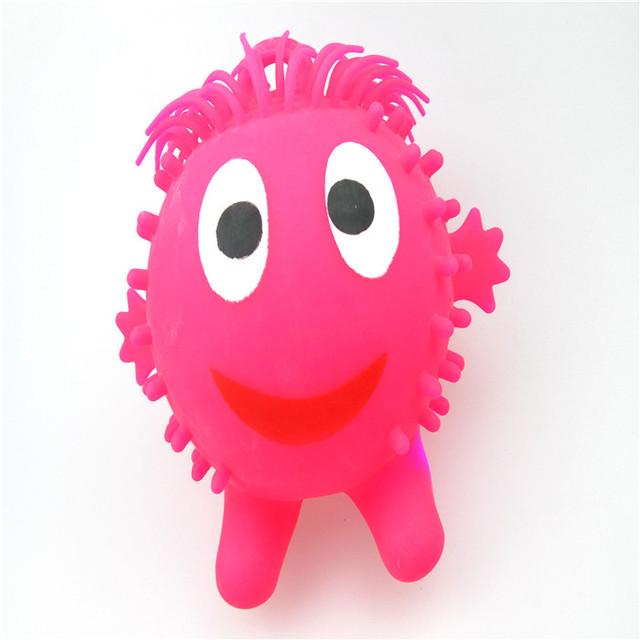 Maíz piña prince culpa de ventilación pelota luz de flash Hacemos trampa juguetes de los niños