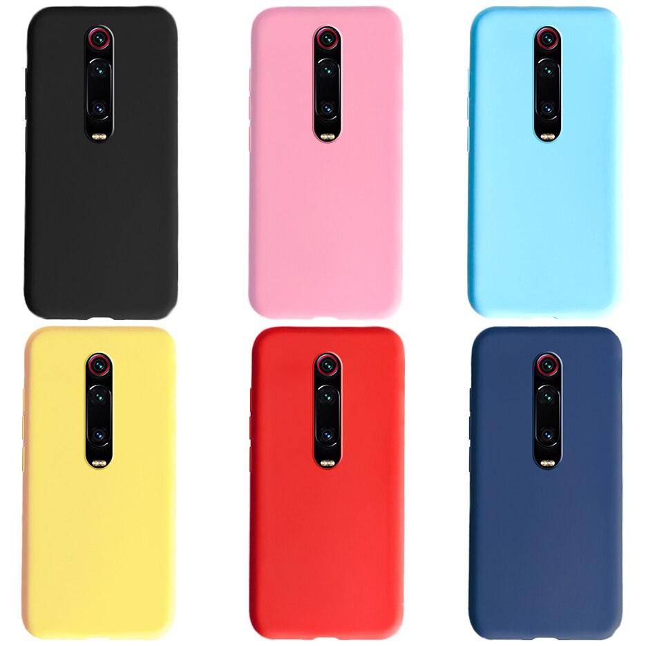 Phone Housing For Xiaomi Mi 9T Case Redmi K20 Full Coque Back Protective Cover For Xiaomi Mi 9T 9 T Pro Redmi K20 K 20 Pro Cases(China)