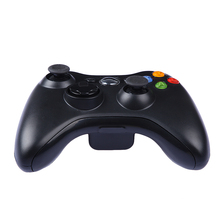ViGRAND 1pcs Wireless Gamepad Remote Controller For XBOX 360 Wireless Black Joystick For Microsoft XBOX Game Controller
