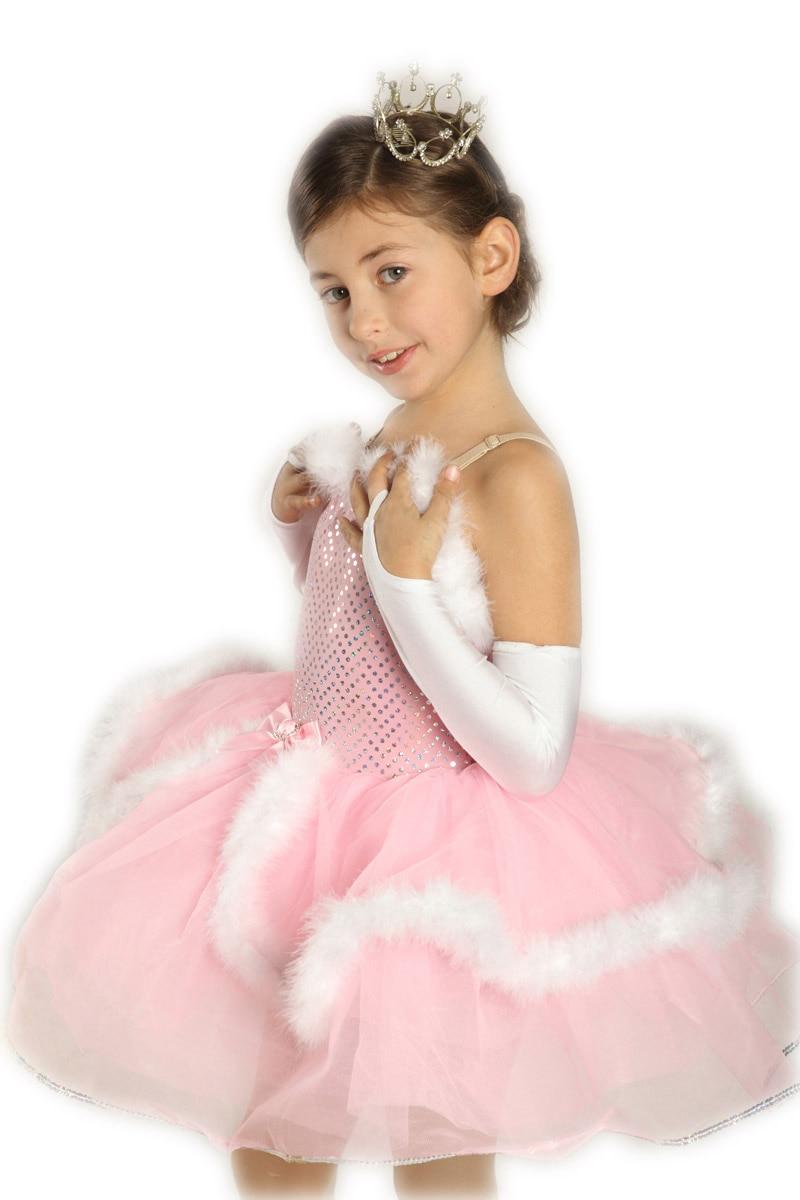 Top moda Vestidos Elsa haljina Djevojke plesni kostimi za dijete - Karnevalske kostime - Foto 3