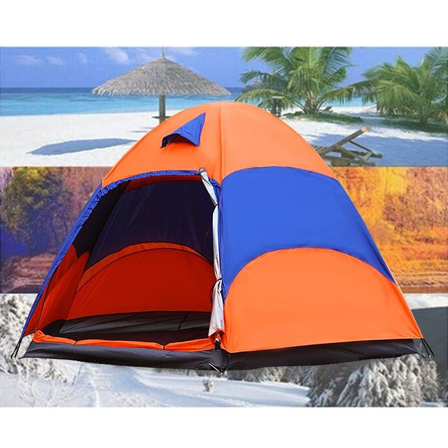 Best Deal Outdoor 5-8 Persons Large Tent Sunshade Double Layer Sun Shelter Rainproof Anti  sc 1 th 225 & Best Deal Outdoor 5 8 Persons Large Tent Sunshade Double Layer Sun ...