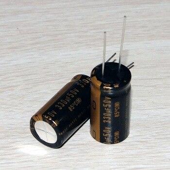 2020 hot sale 10PCS/30PCS new Japanese original nichicon electrolytic capacitor audio KZ 330Uf/50V capacitor free shipping 2020 hot sale 10pcs 30pcs new japanese original nichicon audio electrolytic capacitor fg 47uf 50v free shipping