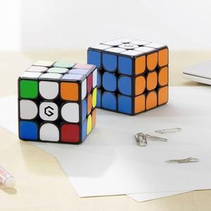 Image 4 - Original Youpin Giiker Magnetic Cube M3 Square Smart Cube App remote Control Portable Intellectual Development Toy Puzzles H20