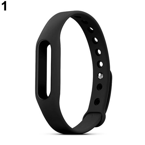 Replacement Silicone Wrist Strap Bracelet Wristband for Xiaomi Mi Band 1 1S replacement wrist strap wearable wrist band for xiaomi bracelet