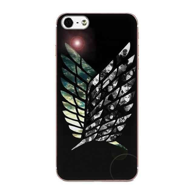 Attack On Titan Wings Of Liberty Case Cover For Samsung Galaxy J Series