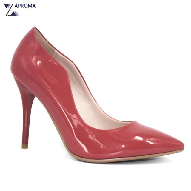 Elegante Frauen Schuhe Hochzeit Kleid Schuh Super High Heels ...