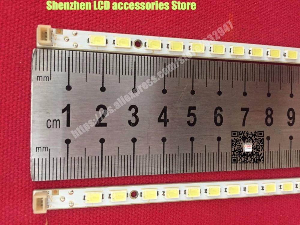 2piece/lot  FOR  TCL L42P21FBD   74.42T13.001-0-CSI    74.42T13.001-0-CS1  T420 HW08 V.5     1Pieces =60LED   478MM