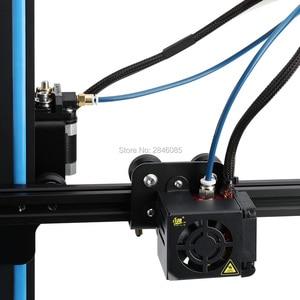 Image 2 - Tubo Capricornio Bowden de PTFE, serie XS, 1m + 1 pieza, ajuste rápido, 1 unidad, para conectar impresora en 2D