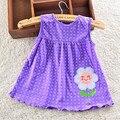 1 шт. розничная Бесплатная Доставка Детская Одежда Девушки Майка 100% Хлопок Дети Пиджаки XL8564