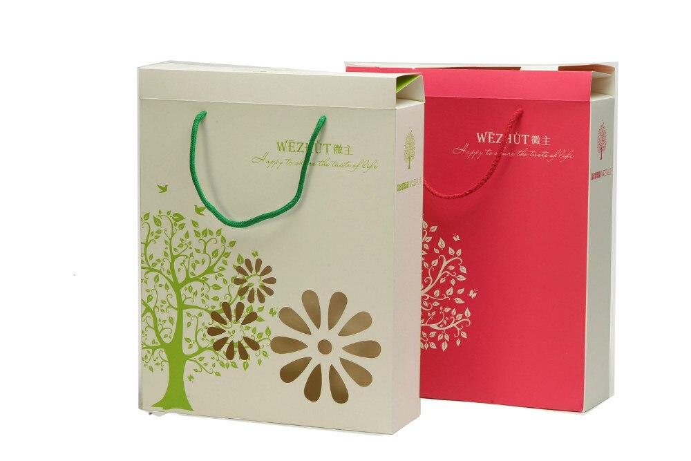 Custom paper service bags wholesale