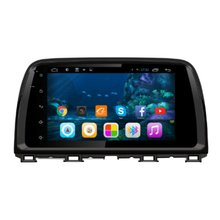 For Mazda 6 2012~2015 9″ Car Android HD Touch Screen GPS NAVI CD DVD Radio TV Andriod System