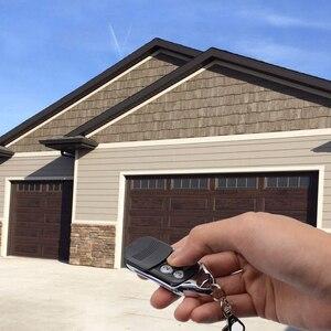 Image 2 - Пульт дистанционного управления для гаражных дверей DITEC 433 МГц, непрерывный код DITEC GOL4 BIXLG4 BIXLP2 BIXLS2, пульт дистанционного управления гаражом, передатчик 433,92 МГц