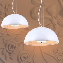 40/60CM Modern Sky Garden Chandelier Pendant Lamp Lustre White/Black Hanging Light Fixtures Lighting Pendant For Dinning Room