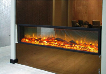 Free Shipping 110v Indoor Decor Flame Electric Fireplace