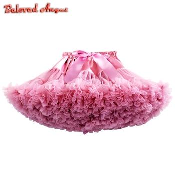 5981fd0e2 2019 nueva falda tutú para niñas y bebés, Falda de baile para niños ...